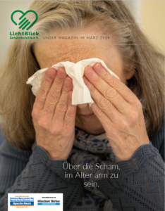 Hilfe bei Altersarmut, das Magazin