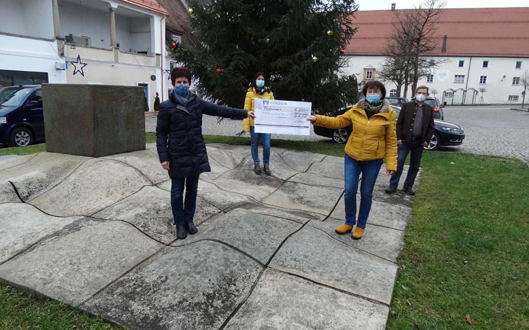 OGV Schwarzach unterstützt soziale Organisatoren