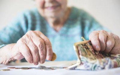Noch ärmer trotz Rentenerhöhung