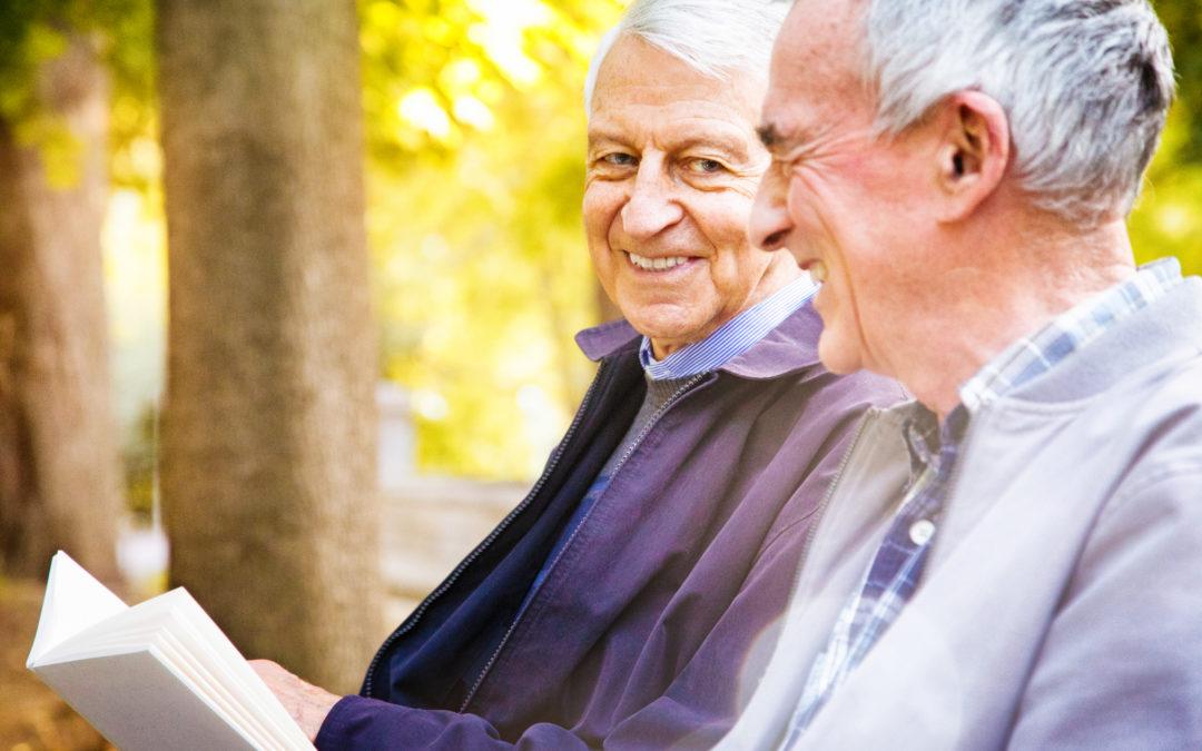 """Die LichtBlick Seniorenhilfe ist nun Partner des Programms """"Altersbilder"""" des Bundesministeriums für Familie, Senioren, Frauen und Jugend."""