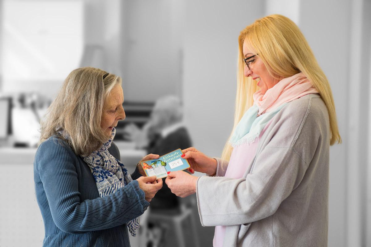 Finanzielle Unterstützung für arme Rentner
