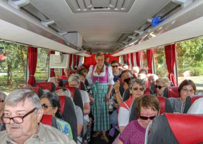 Ausflüge für arme Senioren