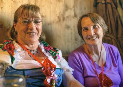 Veranstaltungen für einsame Rentner