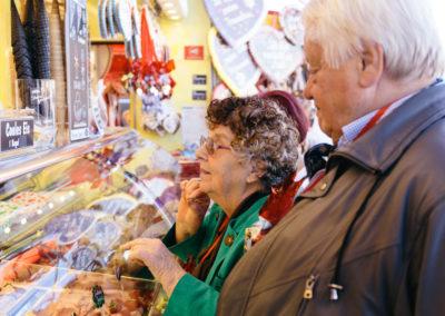 Veranstaltung für einsame Rentner