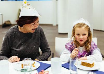 Veranstaltungen für einsame Senioren