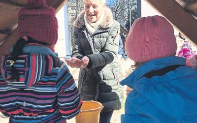 Gemeinsames Projekt mit Münchner Kindergarten erfolgreich gestartet