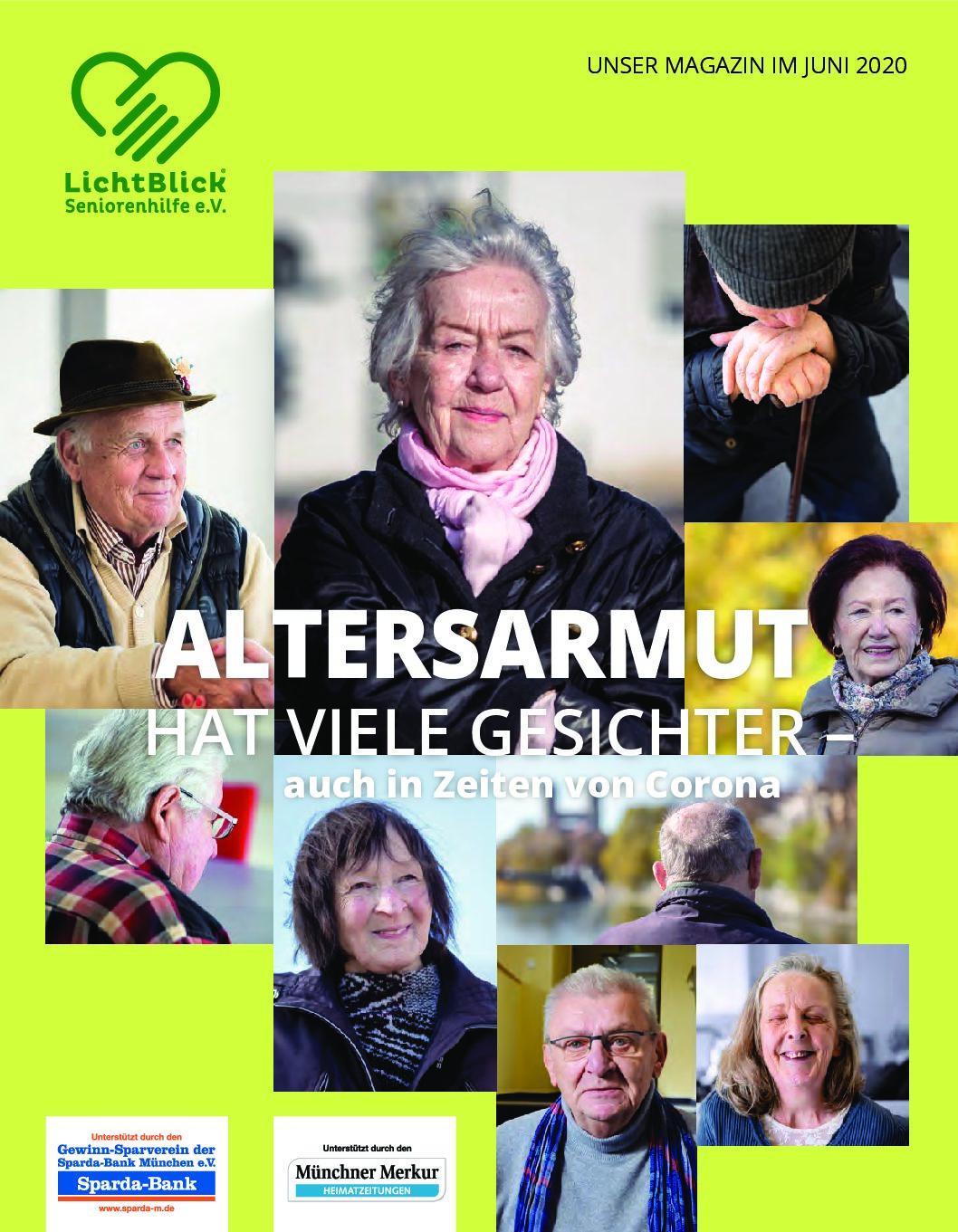 LichtBlick Magazin 2020-1