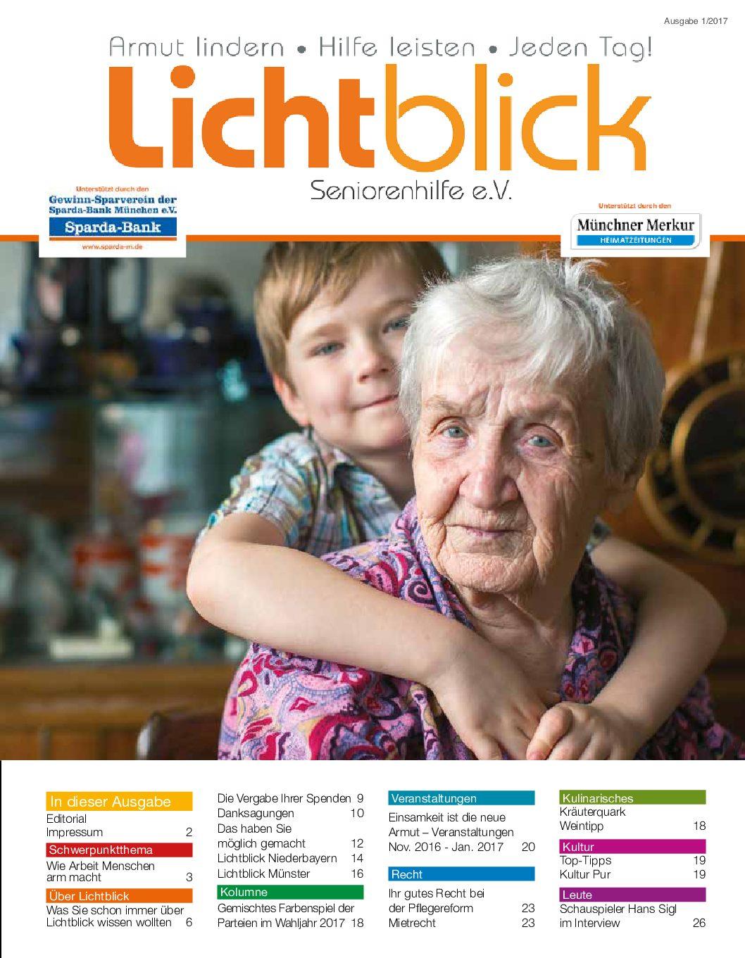 LichtBlick Magazin 2017-1