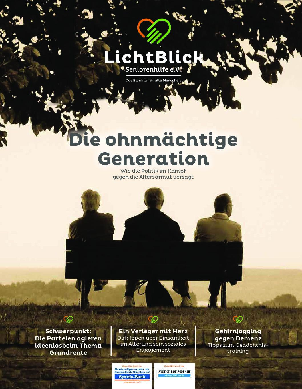 LichtBlick Magazin 2017-3