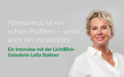 In Guten Händen: Interview mit Lydia Staltner