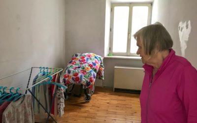 LichtBlick-Community spendet für arme Rentnerin